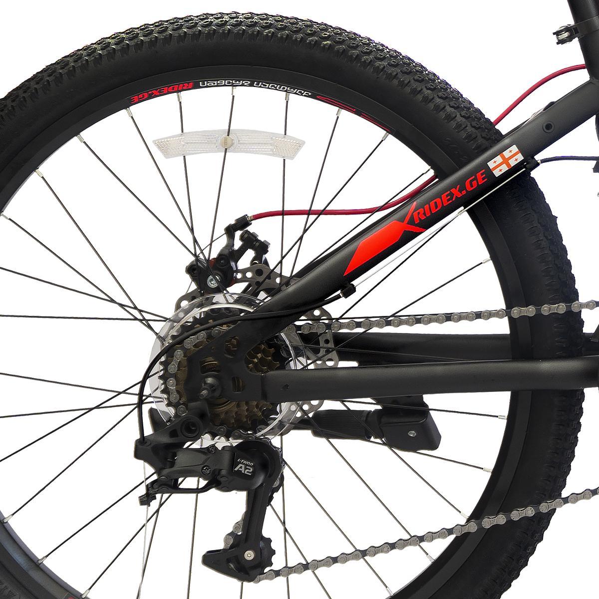 სამთო ველოსიპედი Ridex RDS24R